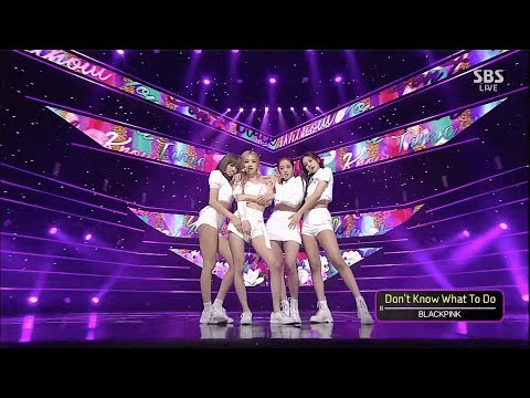Download BLACKPINK - 'Don't Know What To Do' 0407 SBS Inkigayo Mp4 baru