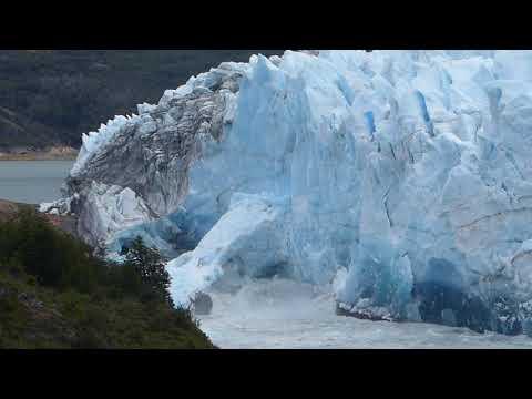 Ruptura 2018 - Glaciar Perito Moreno