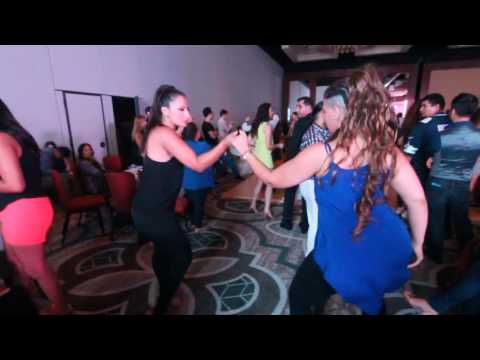 Amanda y Bianca - BigG Salsa Fest
