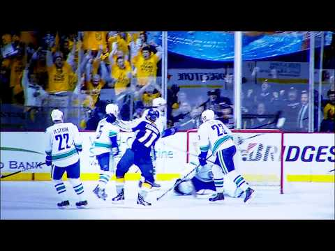 May 5, 2011 (Vancouver Canucks vs. Nashville Predators - Game 4) - HNiC - Opening Montage