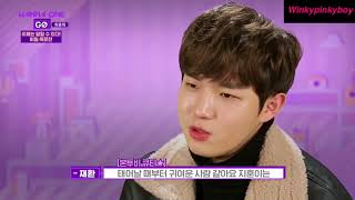 [ENGSUB] Wanna One Go Ep8 - Park Jihoon is cute?or manly?