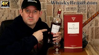 Whisky Brasil 252: Macallan Rare Cask Review [4K]