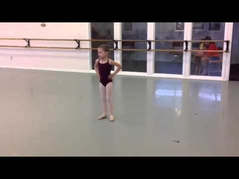 The Raleigh School of Ballet's Dance & Math & Music Worksho - 06/29/2014