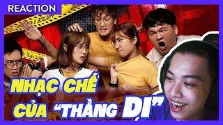 """[Channy Reaction] Nhạc Chế của """"Thằng Di"""""""