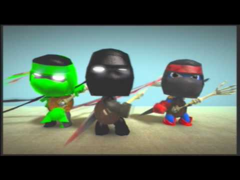 Everybody Needs A Ninja ( Little Big Planet )
