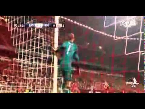 Real Madrid Vs Bayern munich  0-4  UEFA Champions League 2014