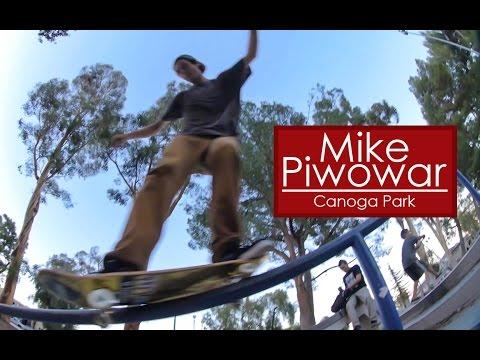 Mike Piwowar - Lanark skatepark aka Canoga skatepark