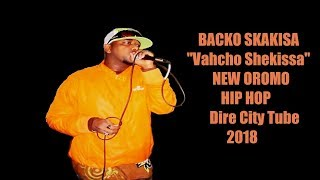 "Backo Shakisa New Oromo Hip Hop Music ""Tamboo"" 2018 By Dire City Tube"