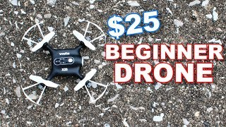 Solid $25 Beginner Drone - Syma X21 - TheRcSaylors