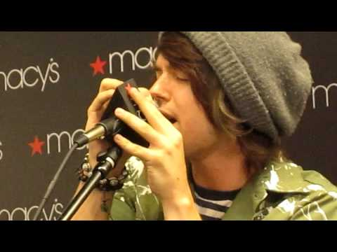 The Ready Set- Young Forever (acoustic Live At Macy's) video