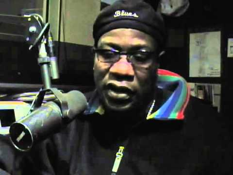 Big Bill Morganfield Does The Jazz Live Interview