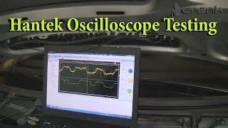 Can Hantek Oscilloscope Read 2 Lambdas at Once