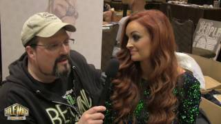 Mike Bennett & Maria Kanellis Interview | Wrestlecon 2017