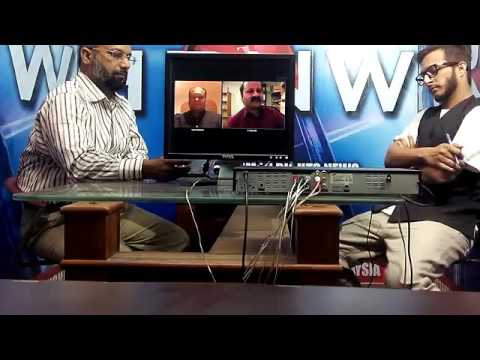 Naqar-e-Haq - Australia & UK News Chief - Senior Political Analyst Nadeem Ahmed