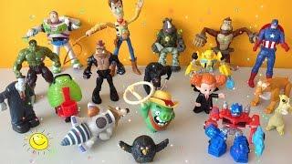 Juguetes para Niños Toy Story, Era del Hielo, Angry Birds y más | Kidsplace Town