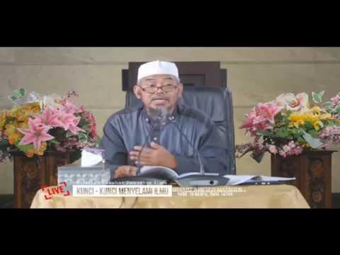 [LIVE] Ustadz Abu Izzi Masmuin - Kunci - Kunci Menyelami Ilmu
