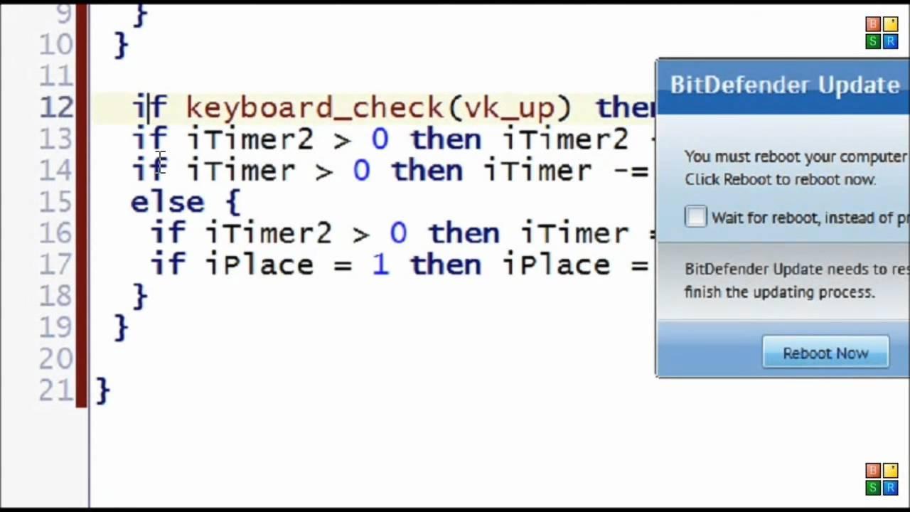 Menu Game Maker Game Maker Language Hold