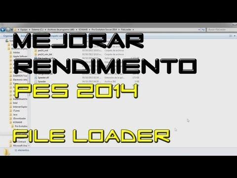 Mejorar Rendimiento Pes 2014 [Parte 2] [File Loader] [PC]