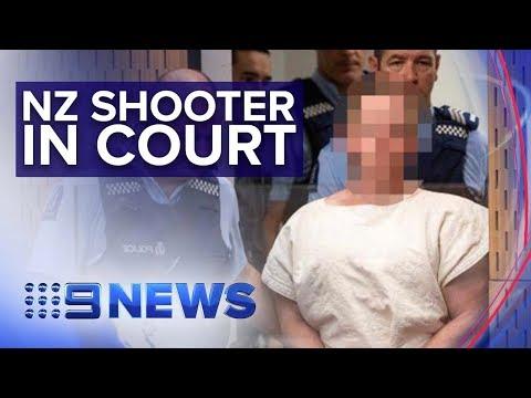 Christchurch shooter Brenton Tarrant undergoes mental health assessment   Nine News Australia