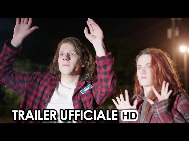 American Ultra Trailer Ufficiale V.O. (2015) - Jessie Eisenberg, Kristen Stewart HD