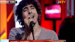 ‎maNga ~ Fly To Stay Alive [Akustik] [Ntv Cumartesi 20.08.2011 [HQ