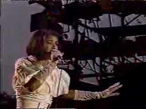 Irene Cara - Flashdance Medley