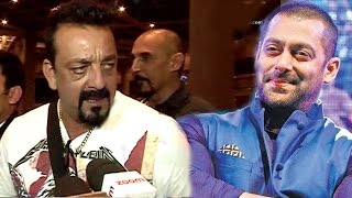 Sanjay Dutt Warns Reporter Not To Use Salman Khan SULTAN To Create Controversy