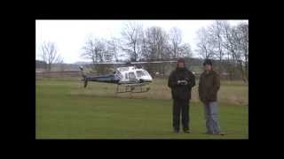 Roban AS350 Squirrel 22 Feb 2014