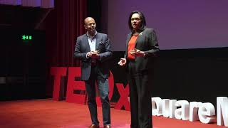 4 Habits of ALL Successful Relationships | Dr. Andrea & Jonathan Taylor-Cummings | TEDxSquareMile