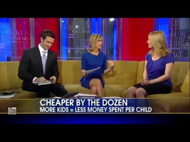 "Laura Vanderkam & ""All The Money"" on Fox News, 3/3/2012"