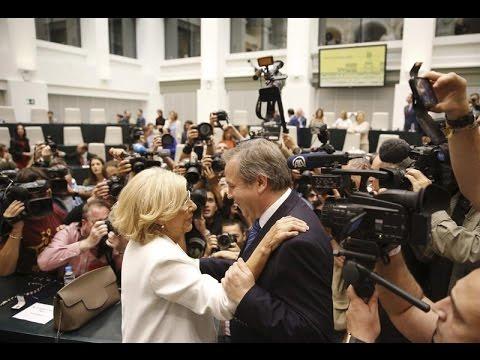 Manuela Carmena, nueva alcaldesa de Madrid