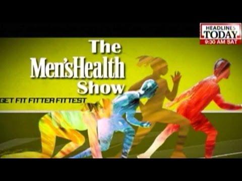 Men's & Women's Heath Show: Imran Khan And Dino Morea