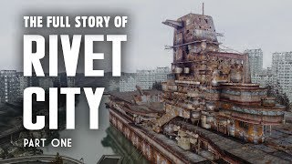 The Full Story of Rivet City Part 1 - Fallout 3 Lore