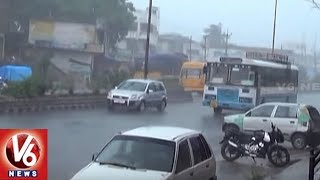 Phethai Cyclone Effect: Rainfall Continues In Andhra Pradesh