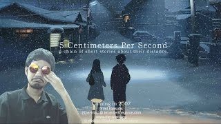5 Centimeters Per Second ???????????????? (???????? Your Name) - ?????????????? Mr.Glass