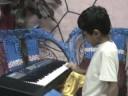 Niños Tocando Apatzingan Piano Patrick Tema de la Leyenda de Zelda Soul Calibur II