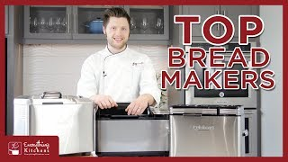 Top Bread Maker Machine Comparison & Review -  Zojirushi, Breville, and Cuisinart