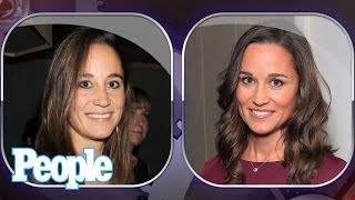 Pippa Middleton's Evolution of Looks | Time Machine | PEOPLE