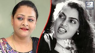 When Silk Smitha SLAPPED Shakeela On The Sets Of Her Film