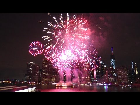 Macy's 4th of July Fireworks 2015