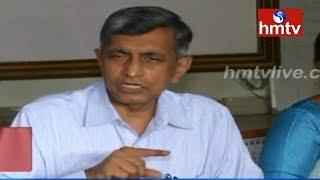 Jayaprakash Narayan On AP Special Status  | hmtv