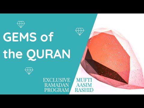 Gems of the Quran Juz 1 | Mufti Aasim Rashid