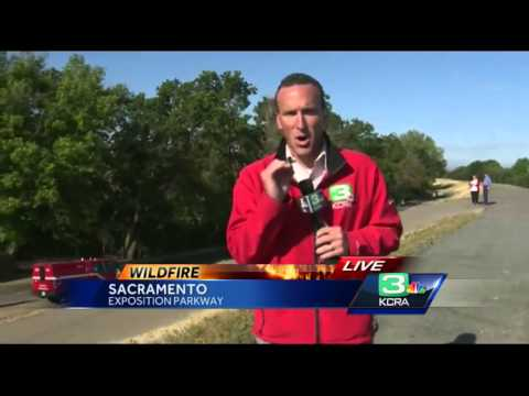 Sacramento Fire crews continue training sessions near Cal Expo