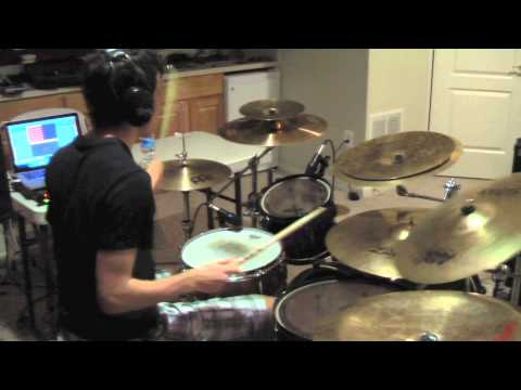 Kevin the Drummer: The Pretender - Foo Fighters Drum Cover