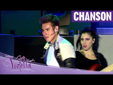 Violetta en Concert Voy por ti