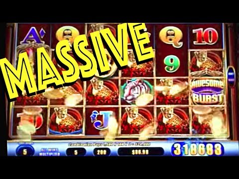 My 2nd biggest Jackpot (LIVE, AS IT HAPPENS: Awesome Reels)
