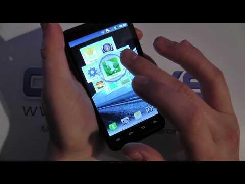 Motorola MOTOLUXE Hands On