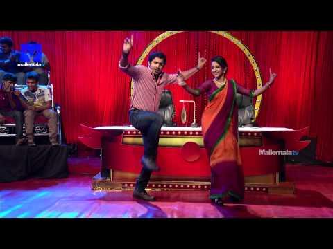 Jabardasth Lasya and DJ Ravi Unseen Dance Performance : Kiraak Comedy Show Extra Photo Image Pic