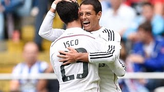 Levante 0-5 Real Madrid Goles Audio Cope  18/10/14 LIGABBVA