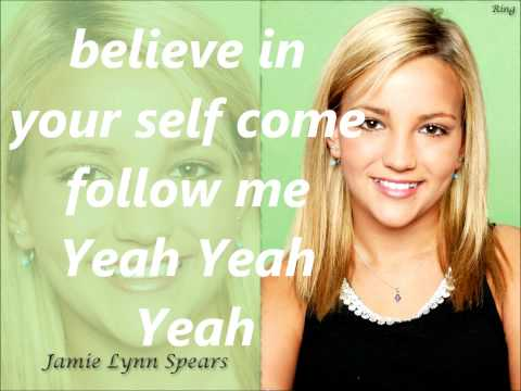 Jamie Lynn Spears Follow Me Testo